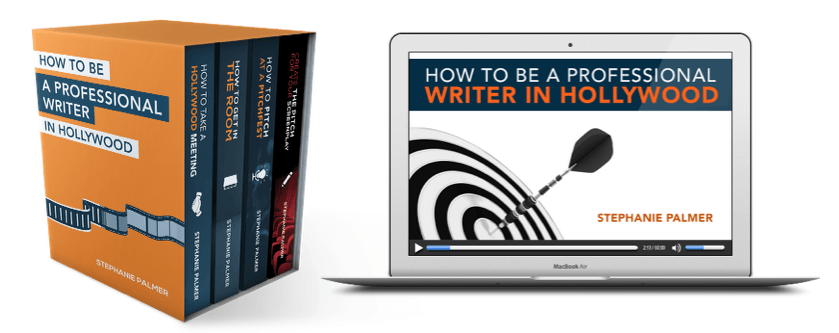 How-To-Be-A-Professional-Writer-In-Hollywood-four-ebook-boxed-set-and-video-training