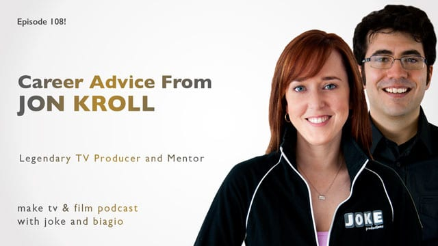 Jon Kroll shares Career Advice